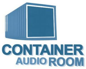 Container Audio Room Logo