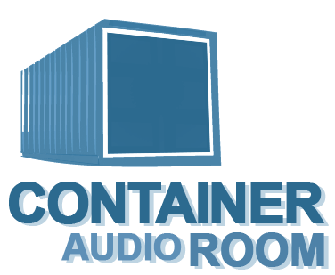 Container Audio Room